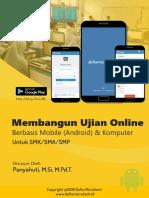 PANDUAN MEMBANGUN APLIKASI UJIAN ONLINE WEB DAN MOBILE.pdf