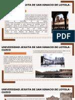 Universidad Jesuita de San Ignacio de Loyola