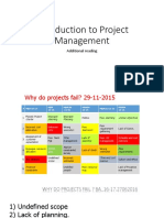 Why Do Projects Fail 12082016