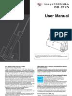 DR C125 UserManual ENG