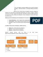 Report 1 - Internal Analysis