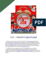 9/11 - America's Open Wound