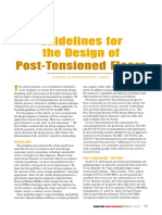 10-Guidelines for the Design of Post-Tensioned Floors