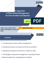 Safety in Power plant