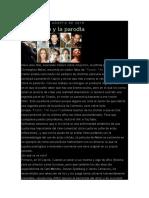 El Capricho y La Parodia - Inception de Cristopher Nolan