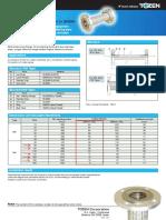 Flexible SUS304 -SF6700