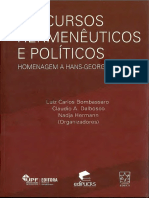 Capítulo - Modelos de Formação Humana - Paideia Bildung e Formação Omnilateral