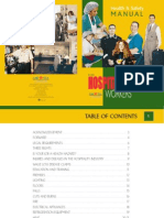 Health & Safety Manual for Hospitality Workers