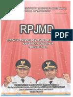 Rpjmd Kab. Flores Timur Tahun 2017 - 2022 g