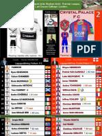 Premier League week 1 180811 Fulham - Crystal Palace 0-2