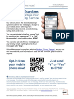 sms text opt-in flyer 67587  1