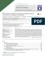 1-s2.Avanços Recentes e Ponto de Vista Industrial Para Tratamento Biológico de Águas Residuárias Por Microorganismos Oleaginosos