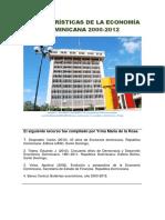 Economía Dominicana 2000-2012