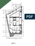 A-101 Basement Floor Plan-model