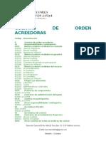 9 CUENTAS DE ORDEN ACREEDORAS