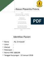 Laporan Kasus Plasenta Previa.pptx