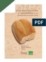 2009 Aspectos Nutricionales y Saludables de Los Productos de Panificacion