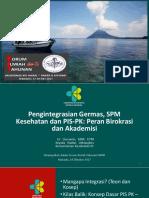 FIT III IAKMI - Pengintegrasian Germas SPM  Kesehatan dan PIS-PK Peran Birokrasi  dan Akademisi.pdf