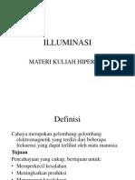 Illuminasi(Materi Ix)