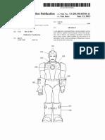 01. Iron Man Suit (US20130145530A1)