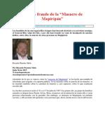 El Gran Fraude de La Masacre de Mapiripan - Ricardo Puentes Melo