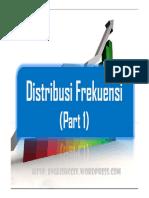 3. Distribusi Frekuensi
