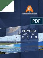 Memoria Autoridad de fiscalización y control socia de electricidad