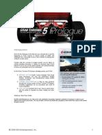Gran Turismo 5 Prelude
