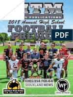 2018 MTM High School Football Preview