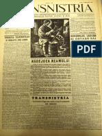 Transnistria anul I, nr. 29, 23 feb. 1942
