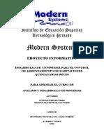 Proyecto Montero 4to