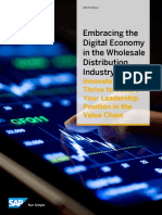 Embracing the Digital Economy in the Wholesale Distribution Industry