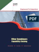 Filter Combiners Interactive