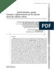 Correlación Entre Tamaño, Grado Nuclear (Fuhrman) y Supervivencia en El Cáncer Renal de Células Claras