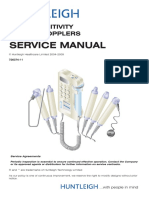 Huntleigh Pocket Doppler - Service manual.pdf