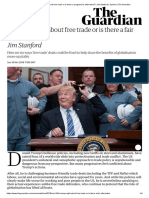 Is Trump right about free trade or is there a progressive alternative_ _ Jim Stanford _ Opinion _ The Guardian.pdf