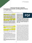 3_Mechanisms of estrogen receptor   signaling _convergence of genomic and nongenaomic action on target   genes.pdf
