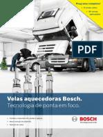 Catalogo de velas aquecedoras Bosch