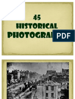 45 Historical Photographs