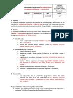Proced Inst de Tuberías y Cajas de Paso -