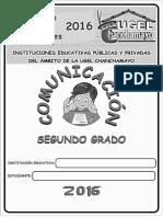 Comunicación III - 2ª Grado