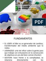 Curso de Liderazgo y Creatividad (1)