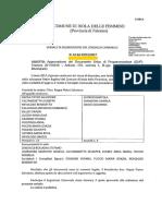 2017 29 Dicembre c.c. 44 Approvazione Bilancio Previsione 2017 Documento Unico Programmazione Economica Croce Antonio