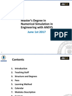 Masters Degree Catalogue