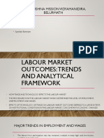 Forces Driving Labour Market Outcomes