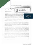 Carta al Procurador General Fernando Carrillo
