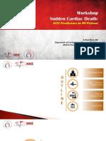 1. ECG Predictors of SCD in Ischemic Heart Disease