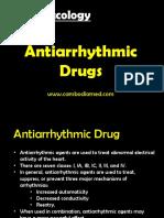 Antiarrythmia Drug
