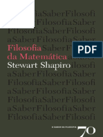 Shapiro - Filosofia da matemática