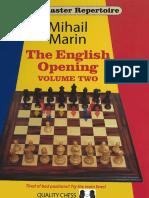 Grandmaster Repertoire the English Opening Vol. 2
